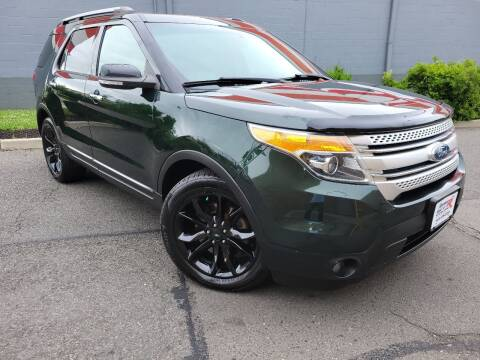 2013 Ford Explorer for sale at GTR Auto Solutions in Newark NJ