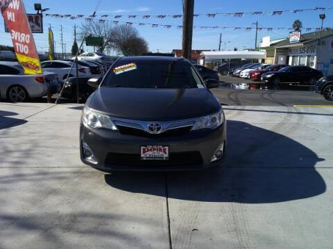2013 Toyota Camry for sale at Empire Auto Sales in Modesto CA