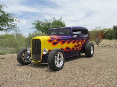 1932 Chevrolet Master Deluxe for sale at Classic Car Deals in Cadillac MI