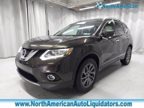 2016 Nissan Rogue for sale at North American Auto Liquidators in Essington PA