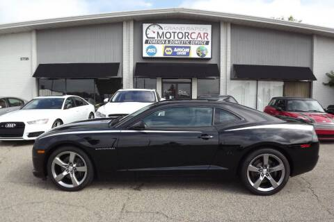 2012 Chevrolet Camaro for sale at Grand Rapids Motorcar in Grand Rapids MI