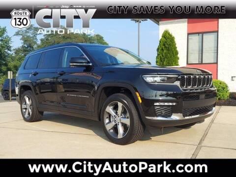 2021 Jeep Grand Cherokee L for sale at City Auto Park in Burlington NJ