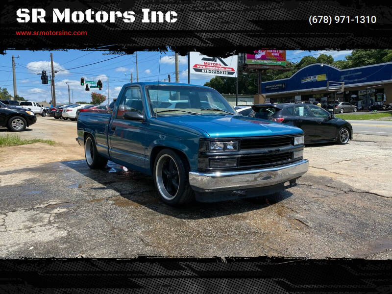 1998 Chevrolet C/K 1500 Series for sale in Gainesville, GA