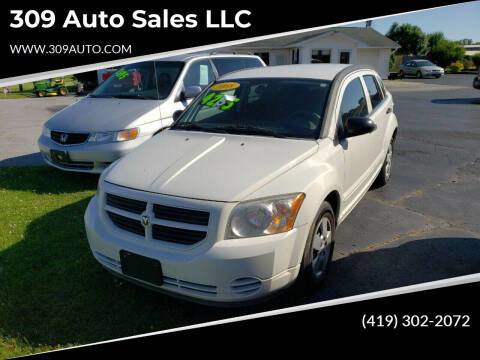 2008 Dodge Caliber for sale at 309 Auto Sales LLC in Harrod OH