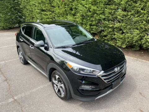 2018 Hyundai Tucson for sale at Limitless Garage Inc. in Rockville MD