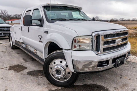 2005 Ford F-550 Super Duty for sale at Fruendly Auto Source in Moscow Mills MO