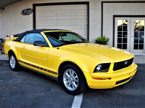 2006 Ford Mustang for sale at DriveTime Plaza in Roseville CA
