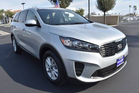2020 Kia Sorento for sale at DIAMOND VALLEY HONDA in Hemet CA