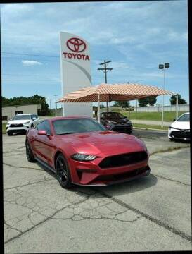 2019 Ford Mustang for sale at Quality Toyota in Independence KS