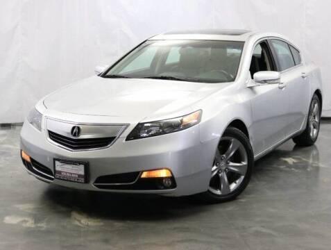 2012 Acura TL for sale at United Auto Exchange in Addison IL