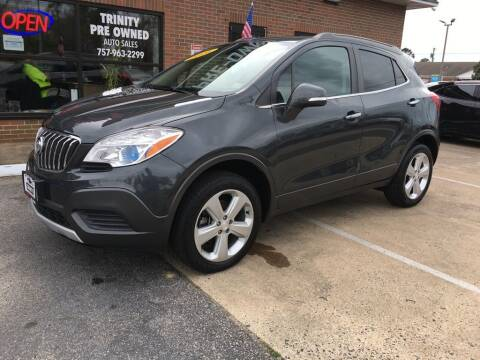 2016 Buick Encore for sale at Bankruptcy Car Financing in Norfolk VA