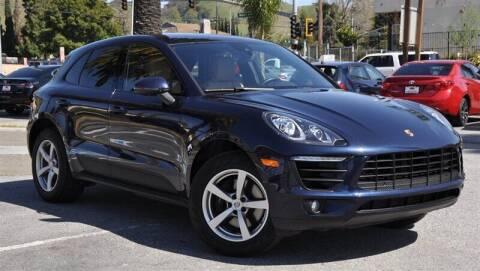 2017 Porsche Macan for sale at AMC Auto Sales, Inc. in Fremont CA