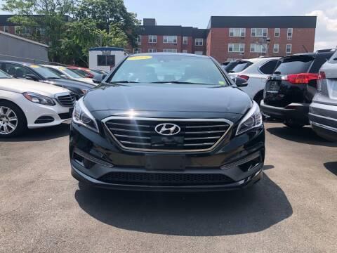 2015 Hyundai Sonata for sale at OFIER AUTO SALES in Freeport NY