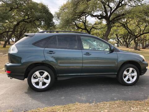 2004 Lexus RX 330 for sale at Austin Elite Motors in Austin TX
