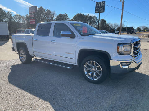 2017 GMC Sierra 1500 for sale at Foust Fleet Leasing in Topeka KS