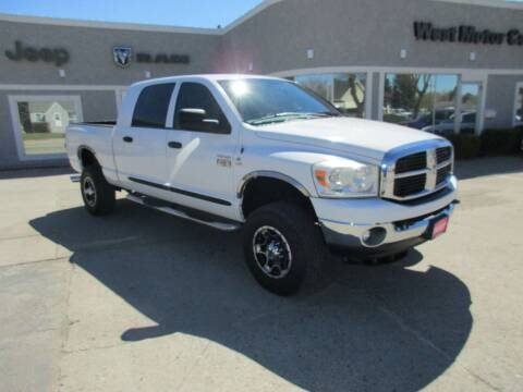 2007 Dodge Ram Pickup 2500 for sale at West Motor Company - West Motor Ford in Preston ID