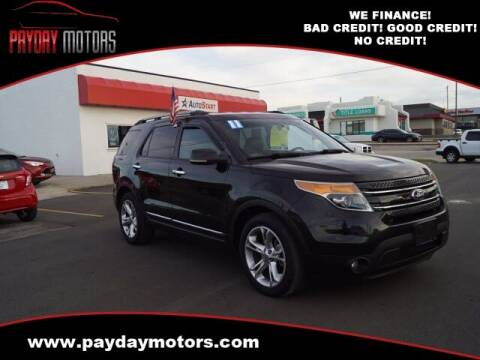 2011 Ford Explorer for sale at Payday Motors in Wichita And Topeka KS