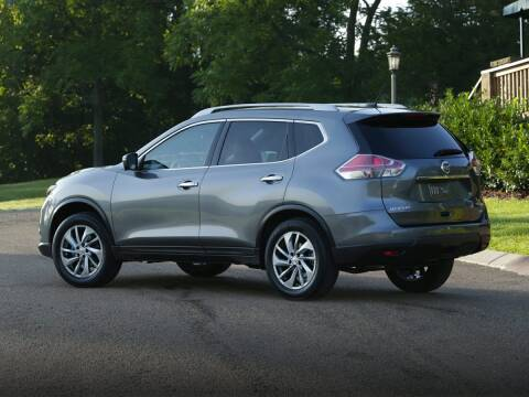 2016 Nissan Rogue for sale at Sundance Chevrolet in Grand Ledge MI