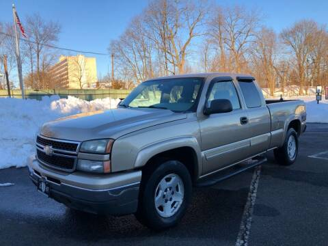 2006 Chevrolet Silverado 1500 for sale at Mula Auto Group in Somerville NJ
