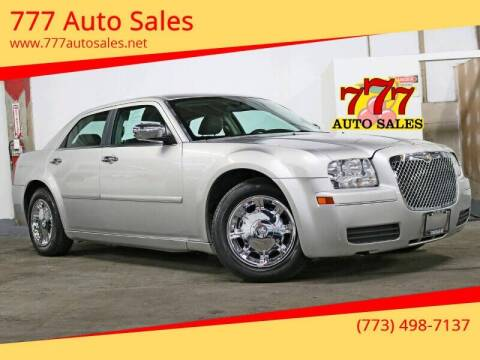 2006 Chrysler 300 for sale at 777 Auto Sales in Bedford Park IL