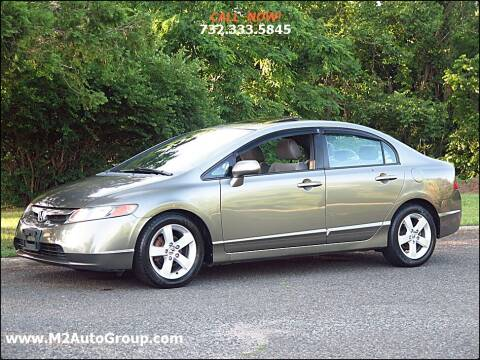 2007 Honda Civic for sale at M2 Auto Group Llc. EAST BRUNSWICK in East Brunswick NJ