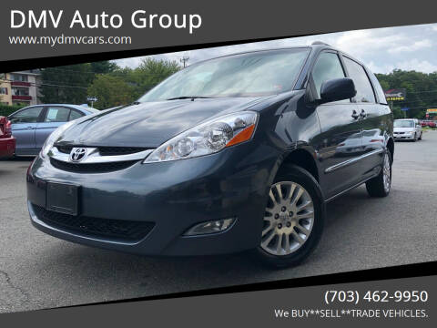 2010 Toyota Sienna for sale at DMV Auto Group in Falls Church VA