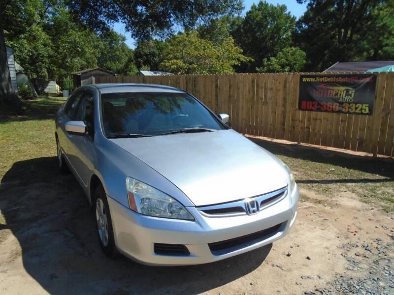 2007 Honda Accord for sale at Hot Deals Auto LLC in Rock Hill SC