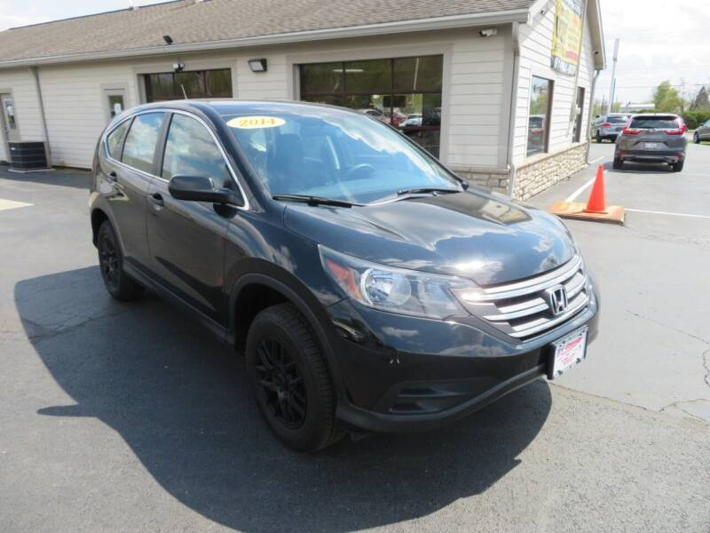 2014 Honda CR-V for sale at Tri-County Pre-Owned Superstore in Reynoldsburg OH