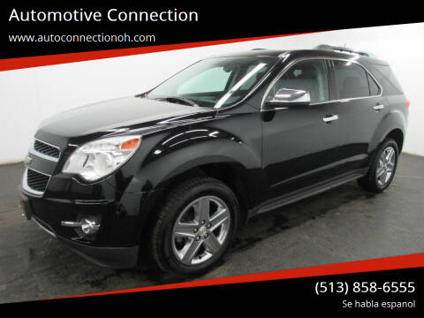 2015 Chevrolet Equinox for sale at Automotive Connection in Fairfield OH