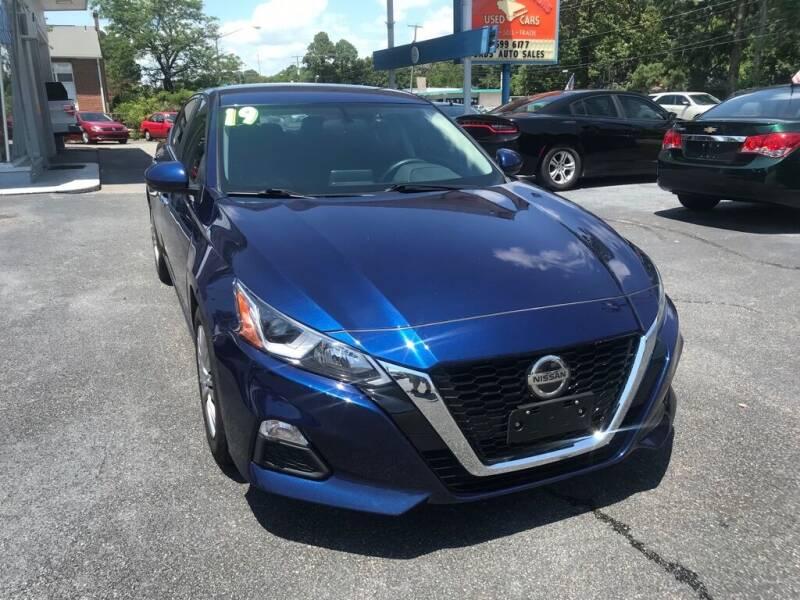 2019 Nissan Altima for sale at Dad's Auto Sales in Newport News VA