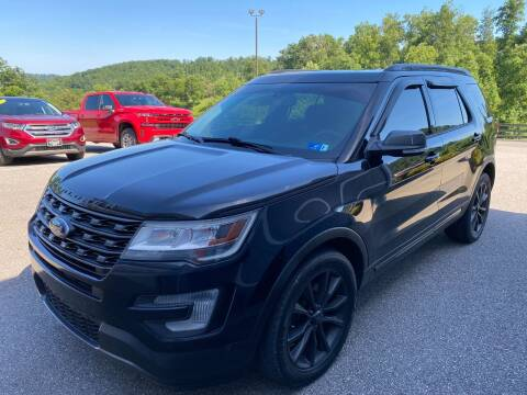 2017 Ford Explorer for sale at Car City Automotive in Louisa KY