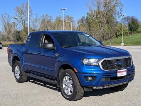 2019 Ford Ranger for sale at Gandrud Dodge in Green Bay WI