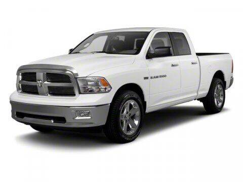 2010 Dodge Ram Pickup 1500 for sale at Mike Murphy Ford in Morton IL