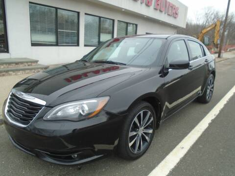2013 Chrysler 200 for sale at Island Auto Buyers in West Babylon NY