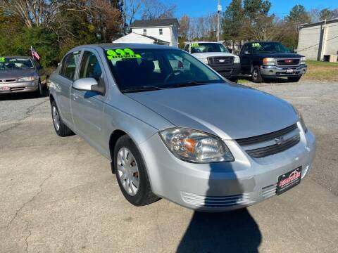 2010 Chevrolet Cobalt for sale at Ridetime Auto in Suffolk VA