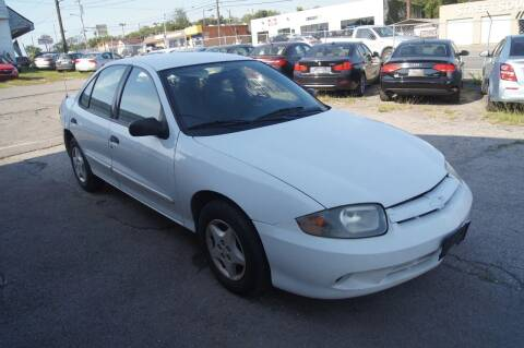 2005 Chevrolet Cavalier for sale at Green Ride Inc in Nashville TN