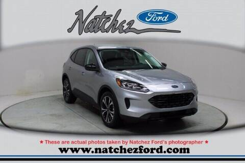 2021 Ford Escape for sale at Auto Group South - Natchez Ford Lincoln in Natchez MS