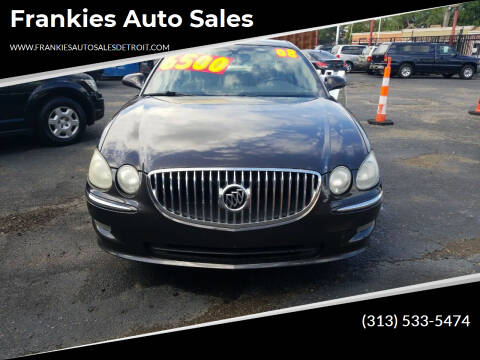 2008 Buick Allure for sale at Frankies Auto Sales in Detroit MI