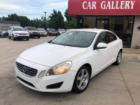 2012 Volvo S60 for sale at Car Gallery in Oklahoma City OK