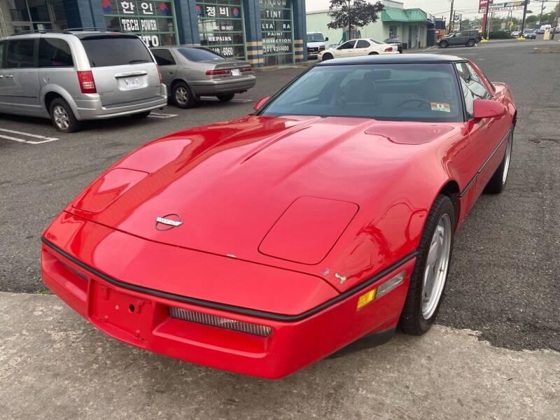1989 Chevrolet Corvette for sale at MFT Auction in Lodi NJ