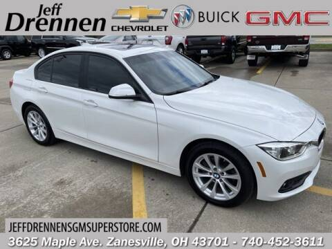 2018 BMW 3 Series for sale at Jeff Drennen GM Superstore in Zanesville OH