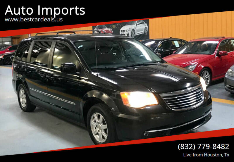 2011 Chrysler Town and Country for sale at Auto Imports in Houston TX