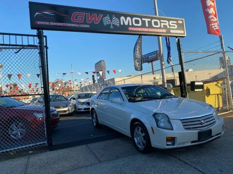 2006 Cadillac CTS for sale at GW MOTORS in Newark NJ