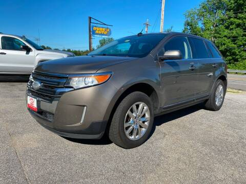 2013 Ford Edge for sale at Dubes Auto Sales in Lewiston ME