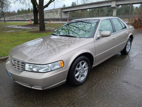 2004 Cadillac Seville for sale at EXECUTIVE AUTOSPORT in Portland OR