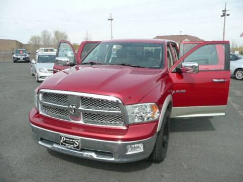 2010 Dodge Ram Pickup 1500 for sale at Prospect Auto Sales in Osseo MN