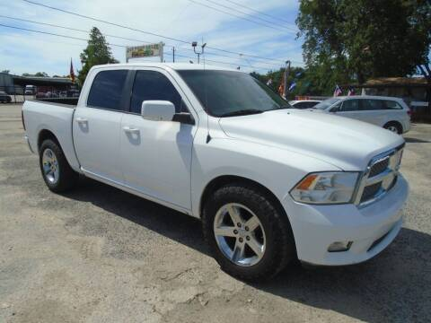 2010 Dodge Ram Pickup 1500 for sale at J & F AUTO SALES in Houston TX