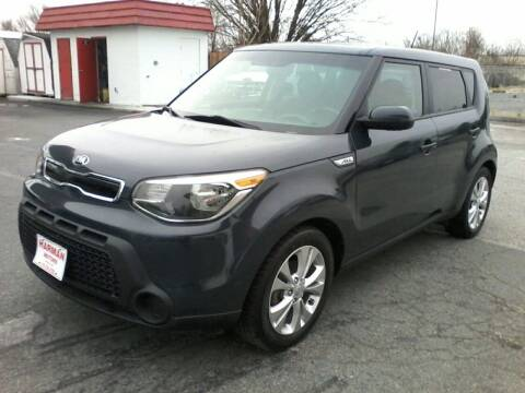 2015 Kia Soul for sale at HARMAN MOTORS INC in Salisbury MD