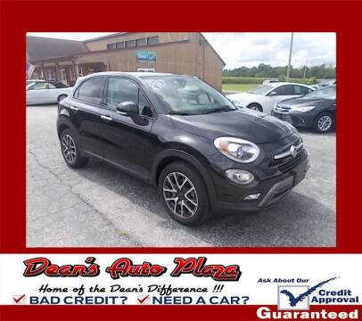 2016 FIAT 500X for sale at Dean's Auto Plaza in Hanover PA