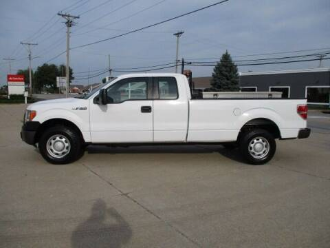2010 Ford F-150 for sale at Pinnacle Investments LLC in Lees Summit MO